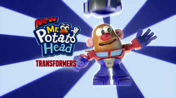Transformers Mr. Potato Head TV Spot - Thumbnail 4