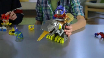 Transformers Mr. Potato Head TV Spot - Thumbnail 9
