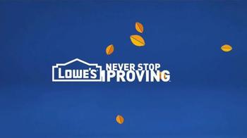 Lowe's TV Spot, 'Diver' - Thumbnail 10
