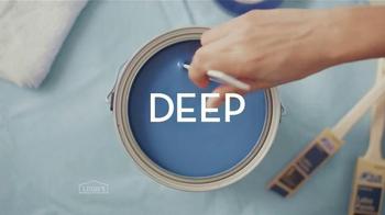 Lowe's TV Spot, 'Diver' - Thumbnail 3