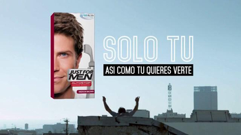 Just For Men Autostop TV Spot, 'Aire' [Spanish] - Thumbnail 10