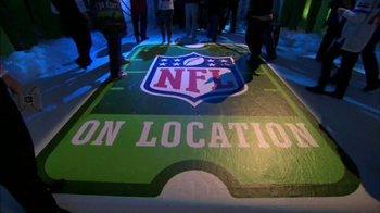 NFL On Location TV Spot, 'Everywhere' - Thumbnail 1