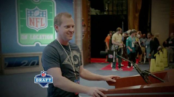 NFL On Location TV Spot, 'Everywhere' - Thumbnail 8