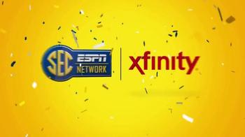 XFINITY WatchESPN TV Spot, 'SEC Network' - Thumbnail 1