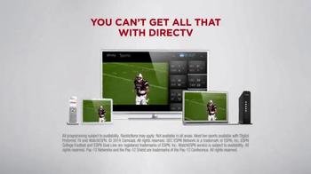 XFINITY WatchESPN TV Spot, 'SEC Network' - Thumbnail 10