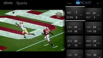 XFINITY WatchESPN TV Spot, 'SEC Network' - Thumbnail 7