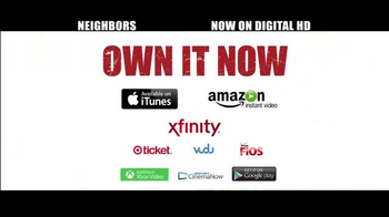 Neighbors Digital HD TV Spot - Thumbnail 9