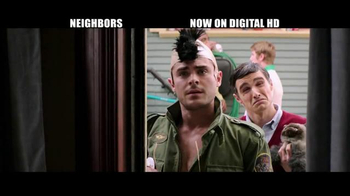 Neighbors Digital HD TV Spot - 1259 commercial airings
