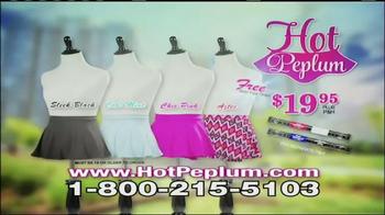Hot Peplum TV Spot, 'Hot Hot Hot' - Thumbnail 9