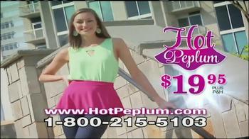 Hot Peplum TV Spot, 'Hot Hot Hot' - Thumbnail 6