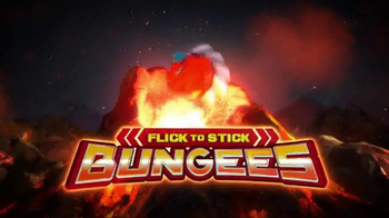 Bungees TV Spot, 'Flick to Stick' - Thumbnail 1