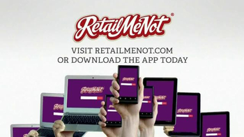 Retailmenot.com TV Spot, 'We're Out to Save the World (Some Money)' - Thumbnail 10