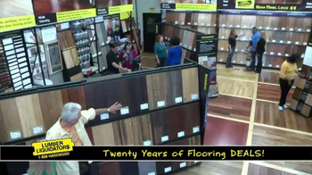 Lumber Liquidators TV Spot, 'Unbelievable Pricing' - Thumbnail 1