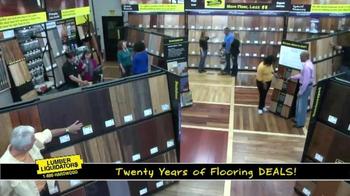 Lumber Liquidators TV Spot, 'Unbelievable Pricing' - Thumbnail 2