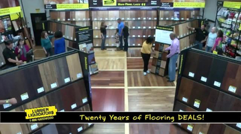 Lumber Liquidators TV Spot, 'Unbelievable Pricing' - Thumbnail 3