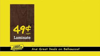 Lumber Liquidators TV Spot, 'Unbelievable Pricing' - Thumbnail 8