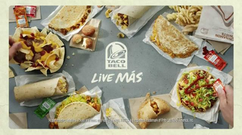 Taco Bell $1 Cravings Menu TV Spot, 'Does Your Wallet Have a Dollar?' - Thumbnail 8