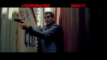 The November Man - Alternate Trailer 7
