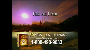 More Than 50 Most Loved Hymns TV Spot