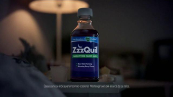 Vicks ZzzQuil TV Spot, 'Dormir Como Un Oso' [Spanish] - Thumbnail 8
