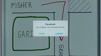 Apple iPad TV Spot, 'Jason's Verse' - Thumbnail 6