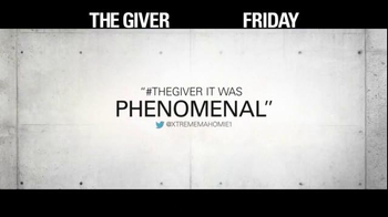 The Giver - Alternate Trailer 26