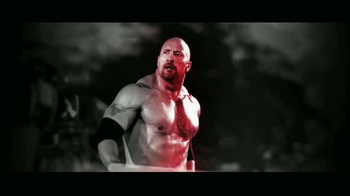 WWE Network TV Spot Featuring Dwayne Johnson
