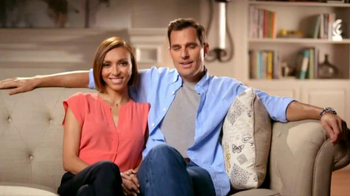 Ashley Furniture Homestore TV Spot, 'Labor Day Event' Ft. Giuliana and Bill - Thumbnail 1