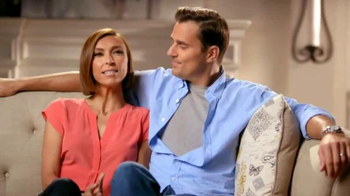 Ashley Furniture Homestore TV Spot, 'Labor Day Event' Ft. Giuliana and Bill - Thumbnail 3