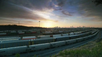 Norfolk Southern Corporation TV Spot, 'Moving Economy is Just Another Day' - Thumbnail 1