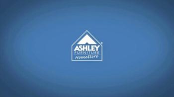 Ashley Furniture Homestore Labor Day Mattress Event TV Spot - Thumbnail 1