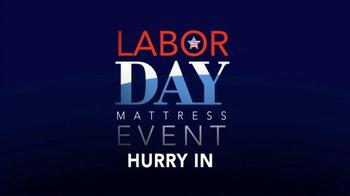 Ashley Furniture Homestore Labor Day Mattress Event TV Spot - Thumbnail 5