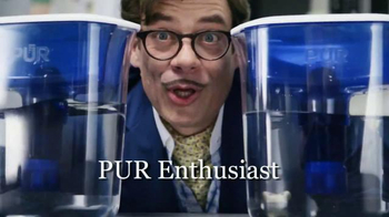 PUR Water TV Spot, 'Introducing Arthur Tweedie'