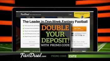 FanDuel Fantasy Football One-Week Leagues TV Spot, 'Get Your Share' - Thumbnail 5