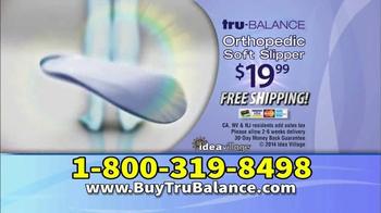 Tru-Balance Orthopedic Soft Slipper TV Spot - Thumbnail 9
