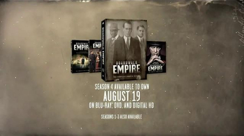 Boardwalk Empire: The Complete Fourth Season on Blu-ray and DVD TV Spot - Thumbnail 10