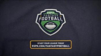 ESPN Fantasy Football TV Spot, 'Commissioner: Jailbird' - Thumbnail 9