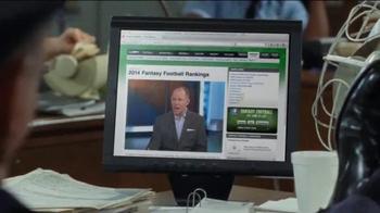 ESPN Fantasy Football TV Spot, 'Commissioner: Jailbird' - Thumbnail 4