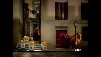 Burger King Chicken Fries TV Spot, 'Chicken Fries 2005' - Thumbnail 1