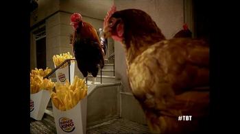 Burger King Chicken Fries TV Spot, 'Chicken Fries 2005' - Thumbnail 2