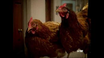 Burger King Chicken Fries TV Spot, 'Chicken Fries 2005' - Thumbnail 4