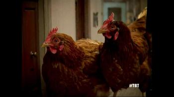Burger King Chicken Fries TV Spot, 'Chicken Fries 2005' - Thumbnail 6