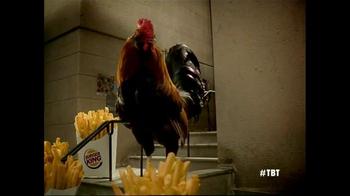 Burger King Chicken Fries TV Spot, 'Chicken Fries 2005' - Thumbnail 7
