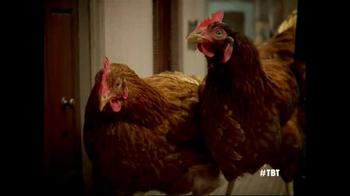 Burger King Chicken Fries TV Spot, 'Chicken Fries 2005' - Thumbnail 8