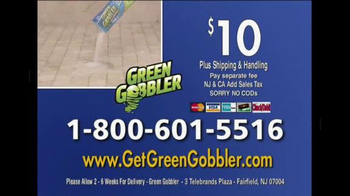 Green Gobbler TV Spot - Thumbnail 9