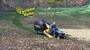 Cyclone Rake TV Spot, 'Surprise!' - Thumbnail 3