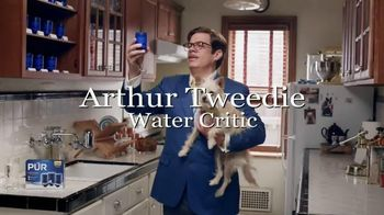 PUR Water Filter TV Spot, 'Ode to the Replacement Filter by Arthur Tweedie'