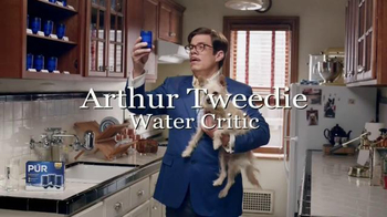 PUR Water Filter TV Spot, 'Ode to the Replacement Filter by Arthur Tweedie' - Thumbnail 1