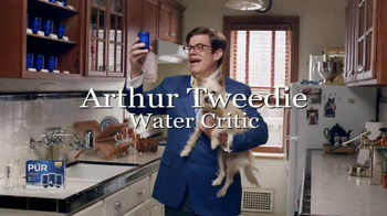PUR Water Filter TV Spot, 'Ode to the Replacement Filter by Arthur Tweedie' - Thumbnail 2