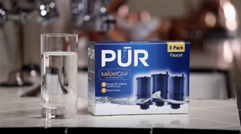 PUR Water Filter TV Spot, 'Ode to the Replacement Filter by Arthur Tweedie' - Thumbnail 9